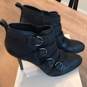 Coach Tessie ankle boots